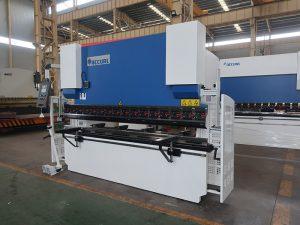 100T 2500 2 тэнхлэг хяналтын гидравлик хэвлэлийн тоормосны нугалах машин