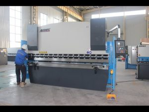 125T хуудас металл нугаралт машин 6mm, гидравлик хэвлэлийн тоормос WC67Y - 125T 3200 Хятад