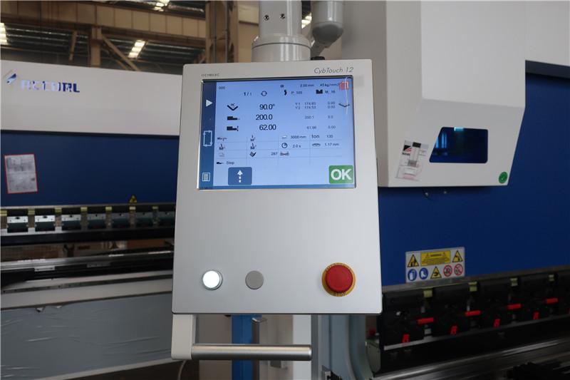 CybTouch 12 PS 2D CNC систем