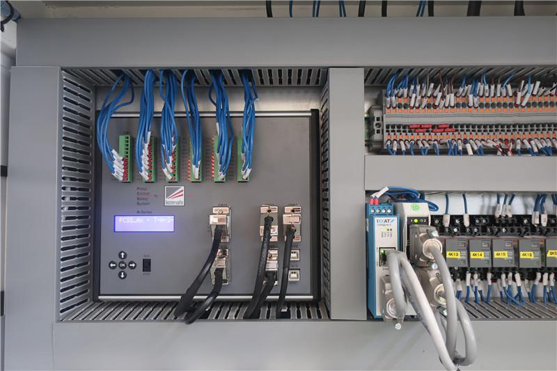 3.Lazersafe PCSS цуврал аюулгүй ажиллагааны PLC