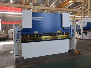 CE аюулгүй байдлын баталгаажуулалт нь 300 тонн гидравлик НК хэвлэлийн тоормосны машин 5M