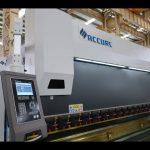 4 Axis CNC хэвлэлийн тоормосны машин 175 тонн х 4000mm CNC моторт хамгийн том