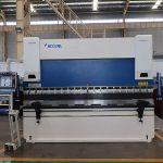 WC67K гидравлик CNC хэвлэлийн тоормос, CNC нугалах машин үнэ