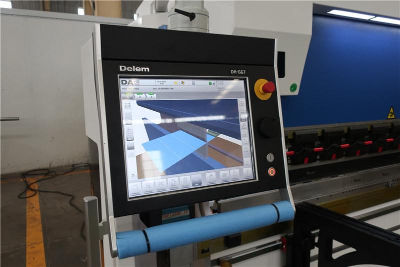 DELEM DA66T 3D CNC систем