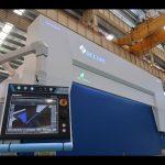 8 тэнхлэг CNC гидравлик хэвлэлийн тоормос 110 тонн 3200mm