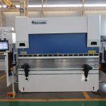WC67K 500T / 4000mm CNC гидравлик зэвэрдэггүй ган хэвлэлийн тоормос, өндөр үр ашигтай хавтан хуудас металл нугаралт машин