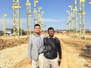Бангладешийн үйлчлүүлэгчид шинэ барилга руу зочлон ирлээ
