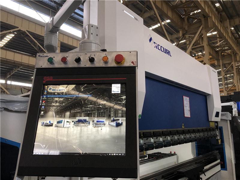 ESA S660w 3D CNC систем