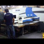 Өндөр чанарын servo CNC гидравлик товруу цоолтуурын хэвлэлийн машин