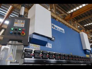 Хамгаалагчтай lazersafe болон ELGO P40 NC системтэй гидравлик хэвлэлийн тоормосны MB7-100Tx3200mm