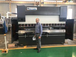 Манай үйлдвэрт Иран дахь Тестийн машин 1