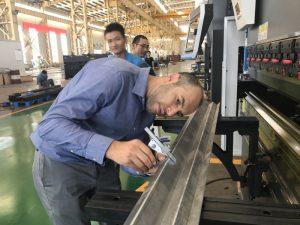 Манай үйлдвэрт Иран дахь Тестийн машин 2