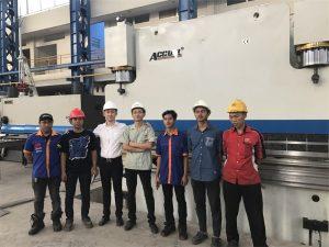 Индонезийн төлөөлөгчид манай үйлдвэрт зочлохоор ирсэн