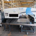 Amada хэрэгсэл машин механизм нь MAX - SF - 30T гидравлик олшруулагч таслагч машин CNC фенuc систем Turret цоолтуурын машин