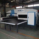 siemens систем CNC turret олшруулагч машин, автомат нүх олшруулагч машин CNC цоолтуурын хэвлэлийн үнэ