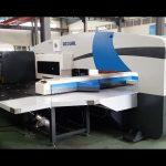 cnc цоолтуурын хэвлэлийн үйлдвэрлэгчид - turret punch presses - 5 тэнхлэг cnc servo олшруулагч машин