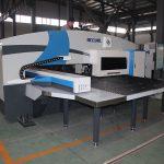 Бага зардалтай CNC turret олшруулагч машин, дөрвөлжин нүх цоолтуурын Хэвлэлийн