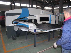 Ашигласан CNC turret цоолтуурын хэвлэлийн