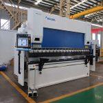 WC67Y - 80T / 2500 80T ган хавтан CNC хэвлэлийн тоормосны машин