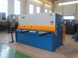 үйлдвэрийн үнэ QC12Y - 6X2500 CNC гидравлик дүүжин мод хяргах машин