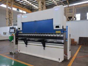 DA66T систем нь бат бөх гагнуурын хэрэгсэл 80T / 3200mm агаарын өндөр температурт дулааны насосны даралтын тоормосны систем