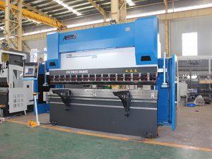 WC67Y 40t / 2000 цахилгаан хуудас металл ажилчны том хэвлэлийн тоормосны машин