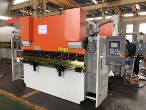 Хаалганы хүрээнд CNC гидравлик хэвлэлийн тоормос (WC67Y-63TX2500)