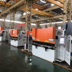 CE сертификаттай WC67K - 30T 1600mm гидравлик хэвлэлийн тоормос, хуудас металл нугалах машин