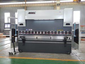 Европын стандарт CE сертификатын автомат гидравлик гулзайлтын машины хэвлэлийн тоормостой
