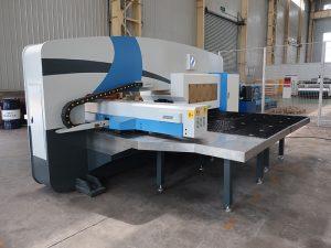 ашиглаж CNC Turret цоолтуурын хэвлэлийн