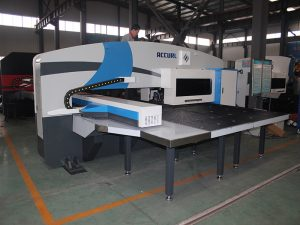 ашиглаж CNC Turret цоолтуурын хэвлэлийн Энэтхэг